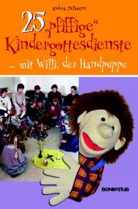 """Buch: 25 """"pfiffige"""" Kindergottesdienste"""