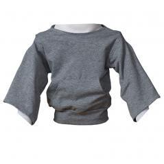 Jogging-jacket grey