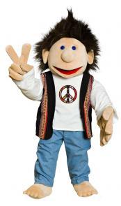 Hippie-Junge nur 20 Stück