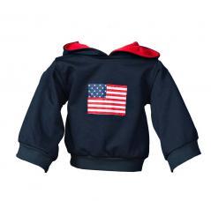 """Kapuzenshirt """"USA"""""""