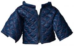 Quilted Jacket darkblue