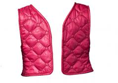 Quilted West Pink