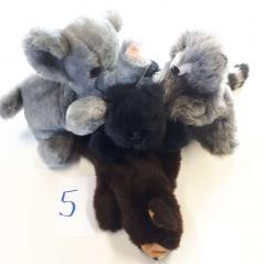 Paket 5 - Handspieltiere