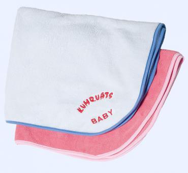 Baby-Decke blau Angebot