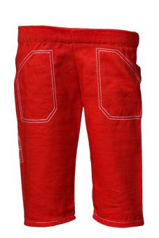 Trousers red