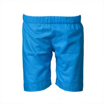 Short trousers blue