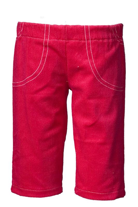 Corduroys Pants pink
